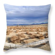 Spring Creek 1 Throw Pillow