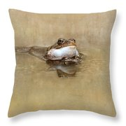 Spring Feelings Throw Pillow