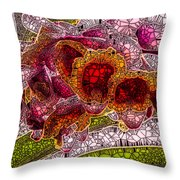 Spring Immortalized Throw Pillow