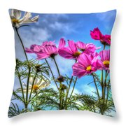 Spring In Full Swing Throw Pillow