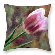 Spring Love Xvii Throw Pillow