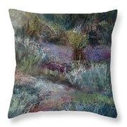 Spring Symphony Throw Pillow