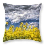 Springtime In England Throw Pillow