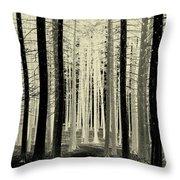 Spruce Magic Throw Pillow