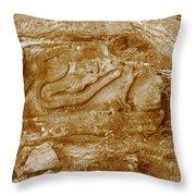 Squaw Rock 2  Throw Pillow