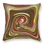 Squewed Throw Pillow