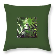 Squirrell Throw Pillow