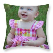 Srah_3893 Throw Pillow