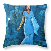 Sridevi Throw Pillow