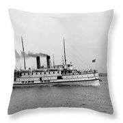 Ss Cape Cod Throw Pillow