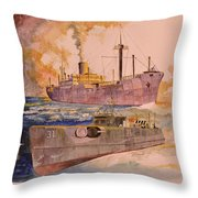 Ss Glenorchy Throw Pillow