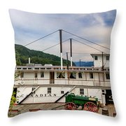 Ss Moyie Throw Pillow