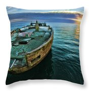 Ss Palo Alto Throw Pillow