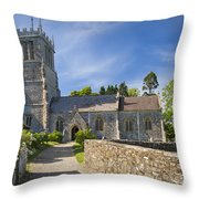 St Andrews - Lulworth Throw Pillow