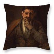 St. Bartholomew Throw Pillow