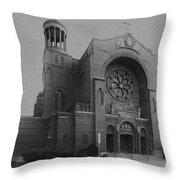 St Casimir's 10267 Throw Pillow