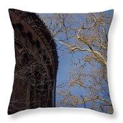 St Clements Church Throw Pillow