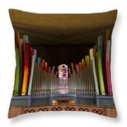 St Elisabeth Augsburg Throw Pillow