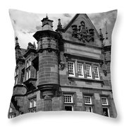 St. Enoch Subway Station 1 Throw Pillow