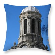 St Johns Cathedral Antigua Throw Pillow