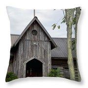 St. Joseph's-on-the-mount Episcopal Church   Throw Pillow