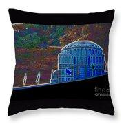 St. Louis Art #1 Throw Pillow