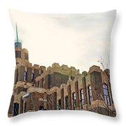 St Louis Mo Building Throw Pillow
