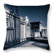 St Louis One- Nola Throw Pillow