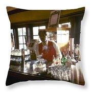 St. Louis: Showboat Throw Pillow