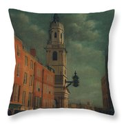 St. Magnus The Martyr Throw Pillow