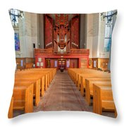 St. Marks Cathedral 4 Throw Pillow