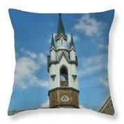 St. Mark's Episcopal Church Grand Rapids Throw Pillow