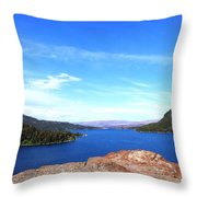 St. Mary's Throw Pillow