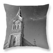 St. Mary's - Port Washington 6  Throw Pillow