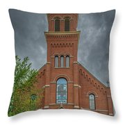 St Micheals Church Throw Pillow