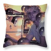St Paulie Girl Throw Pillow