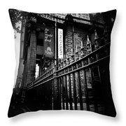 St. Paul's Chapel Throw Pillow