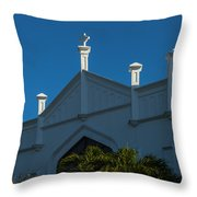 St Paul's In Key West Throw Pillow