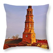 St Phillips Throw Pillow