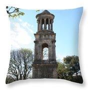 St. Remy - Mausolee Des Jules Throw Pillow