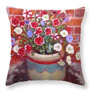 St008 Throw Pillow