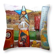 St013 Throw Pillow