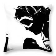 Staged And Ready Throw Pillow