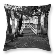 Stair Case  Throw Pillow