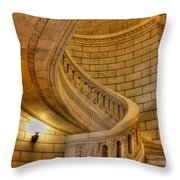 Stairs Of Mythical Proportion Throw Pillow