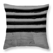 Stairs Right Throw Pillow