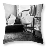 Stand By  Throw Pillow