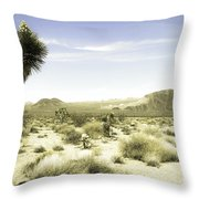 Stand Proud Throw Pillow