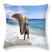 Stand Your Ground I Am With You Throw Pillow