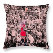Standing Out From The Rest Of The Crowd Throw Pillow by Brian Reaves